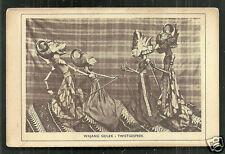 Wayang Golek Dolls Puppets KPM Java Indonesia 30s
