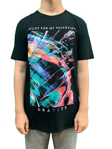 Bullet For My Valentine Gravity Tour Unisex Official T-Shirt Brand New Various S