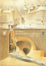 100 Jahre Stadtentwässerung München 1885 - 1985. Baureferat der Landeshauptstadt