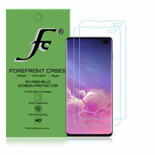 Samsung Galaxy S10 Plus Hydrogel Screen Protector [2 PACK] Guard Cover HD Clear