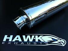 KTM Duke 125 2011 2012 Stainless Steel Round Road Legal Exhaust Silencer,UK Made