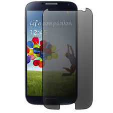 1X Privacy Filter Screen Guard Protector Film For Samsung Galaxy S4 SIV i9500