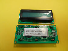 LCD Display 16 characters by 2 lines HM1602CBWA-2-10a