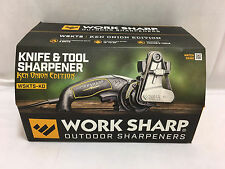 NEW Work Sharp WSKTS-KO Knife & Tool Sharpener Ken Onion Edition Free Shipping