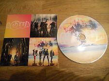AQUA DANISH MEGAMIX PROMOTIONAL CD SINGLE MINT NCB DENMARK MINT CARD SLEEVE RARE