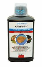 Facile VITA CATAPPA-X 500ml Health & COLORE BOOSTER Fish & Gamberetti antibatterico