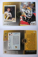 1998-99 Upper Deck #27 Jaromir Jagr (with his RC) 1/1 exclusives GOLD SUPER RARE