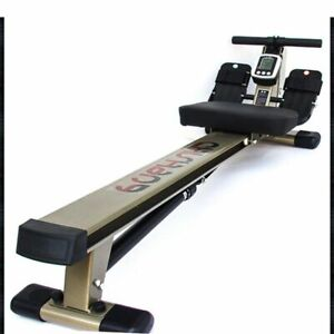 Gym Fitness Equipment Hydraulic Resistance Rowing Machine Belly Silent Rowing