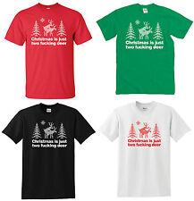 È il più meraviglioso Tempo per una birra T-shirt giorno di Natale Bambini /& Adulti Top