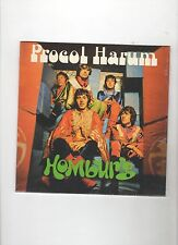 Procol Harum Homburg Ep 45 w/Picture Sleeve Record Store Day