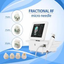 Micro needling Fractional Radio frequency microneedling Rejuvenation lifting