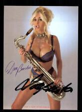 Dolly Buster Autogrammkarte Original Signiert Model # BC 128093