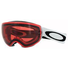 Snow goggles Oakley Flight Deck XM 7064-02 White Prizm Rose