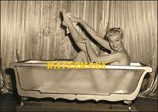 Lili St. Cyr 1952s-Pinup Girl, Burlesque Dancer, Vintage-Photo