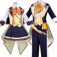 Vocaloid Kagamine Rin Len Traje Traje Juegos con disfraces Disfraz Uniforme 10th aniversario