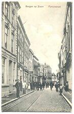 NEDERLAND 1912  AK   BERGEN OP ZOOM - FORTUIN STRAAT