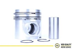 Piston With Ring STD For Deutz 04255214 BF6M 1013, BF4M 1013, 108MM