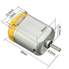 Preptec R130 Type 130 Hobby Micro Mini Motor 11000 RPM 3V - 6V DC 0.35-0.4A 25mm