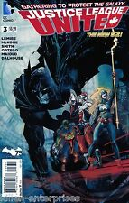 Justice League United #3 Batman 75 Variant Edition Comic Book 2014 New 52 - DC