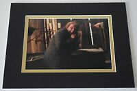 Timothy Spall Signed Autograph 10x8 photo display Harry Potter Film AFTAL & COA