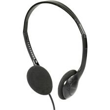 Vivanco TV COMFORT 40 Fernseh-Kopfhörer Ohrhörer On-Ear 5m ultra-leicht