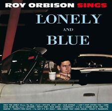 Roy Orbison - Sings Lonely And Blue Vinyl LP DOS632H