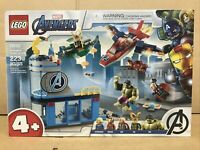 LEGO Marvel Avengers 76152 Wrath of Loki (223 Pieces) NEW + Free Shipping