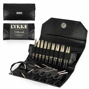 LYKKE Interchangeable Circular Knitting Needle Set 3.5in Tips