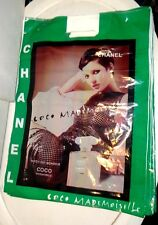 ~ CHANEL COCO MADEMOISELLE RETAIL SHOPPING GIFT BAGS LOT OF 10