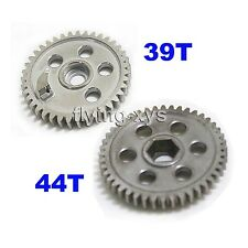 HSP 02040 & 02041 Gear 39T & 44T Throttle Gear Upgrade Steel Diff