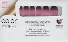CS Nail Strips Atomic Sparkle RETIRED 100% Nail Polish- USA Made!