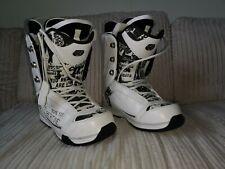 Rome Libertine SDS Snowboard Boots Size 12uk