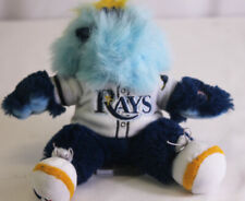 "TAMPA BAY Baseball Manta Rays 8"" Plush Soft TALKING Toy Stuffed Animal ALLSTAR"