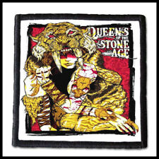 QUEENS OF THE STONE AGE --- Patch /  Screaming Trees Pearl Jam Strokes Nirvana