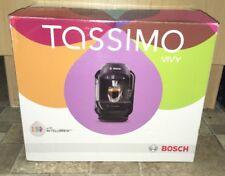 Bosch Tassimo Vivy TAS1252GB Automatic Hot Drink Coffee Machine 1300W Black