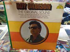 Roy Orbison The Original Sound LP Sun Records VG+