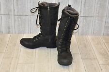 UGG Elvia Boots - Women's Size 9, Black