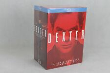 Dexter Komplettbox, Staffel 1-8 [Blu-ray] (IT, mit Deutsch)