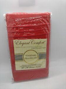 Elegant Comfort Standard Pillowcase