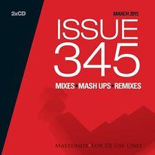 Mastermix Numéro 345 Twin DJ cédérom mélange remixes Irlandais St Patrick Stomper