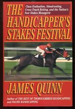 Book: The Handicapper's Stakes Festival by James Quinn