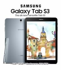 Samsung Galaxy Tab S3 Tablet SM-T825 (9.7 inch) 4G - 32G - UK Stock A+++ Grade