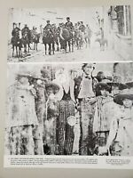 VINTAGE  PHOTO AID THE WAR WITH MEXICO 1846-1848 DAGUERREOTYPE PHOTOS  FROM 1847