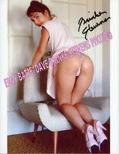 BRINKE STEVENS AUTOGRAPHED DAVE STEVENS COLOR PHOTO SCHOOL GIRL 9