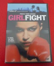 Dvd Movie Girlfight ! La Pugiliste