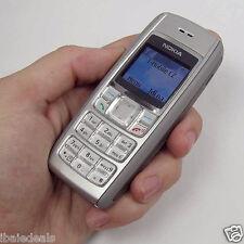 GSM Portable SILVER Unlocked Mobile Nokia 1600 ARGENTE Débloqué