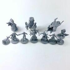Lot of 11pcs Kickstarter Alone Dungeon Crawler Horror Board Games D&D Miniatures