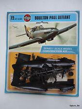 AIRFIX 1/72 BOULTON PAUL DEFIANT  01031-7