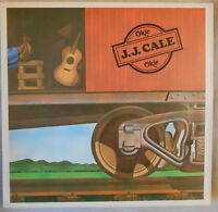 LP J.J. CALE OKIE SHELTER 27322 XOT Germany 1974