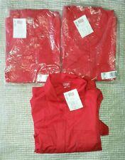 Veste de travail rouge LAFONT Uniforme Vêtements professionnels Taille 56/58